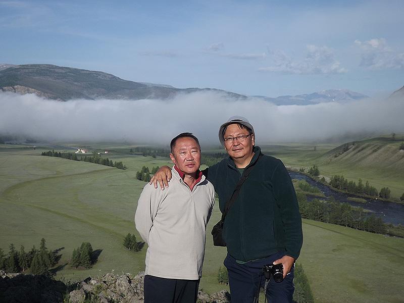 北モンゴル最奥部を訪ねて110
